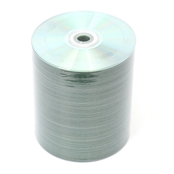 CD-R 52X Ritek Thermal Inkjet White Printable 100 uds (bulk)