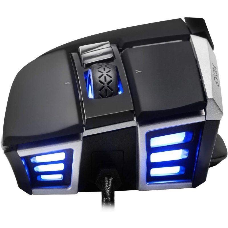 Ratón Gaming USB EVGA X17 16000 DPI