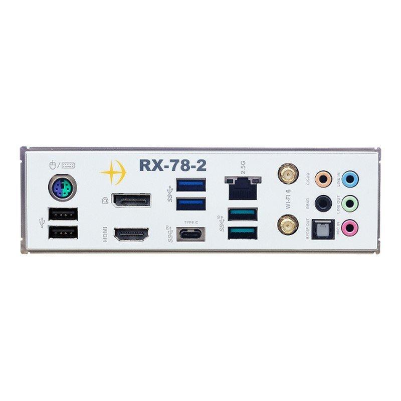 Placa Base Asus Z590 WiFi Gundam Edition ATX LGA 1200