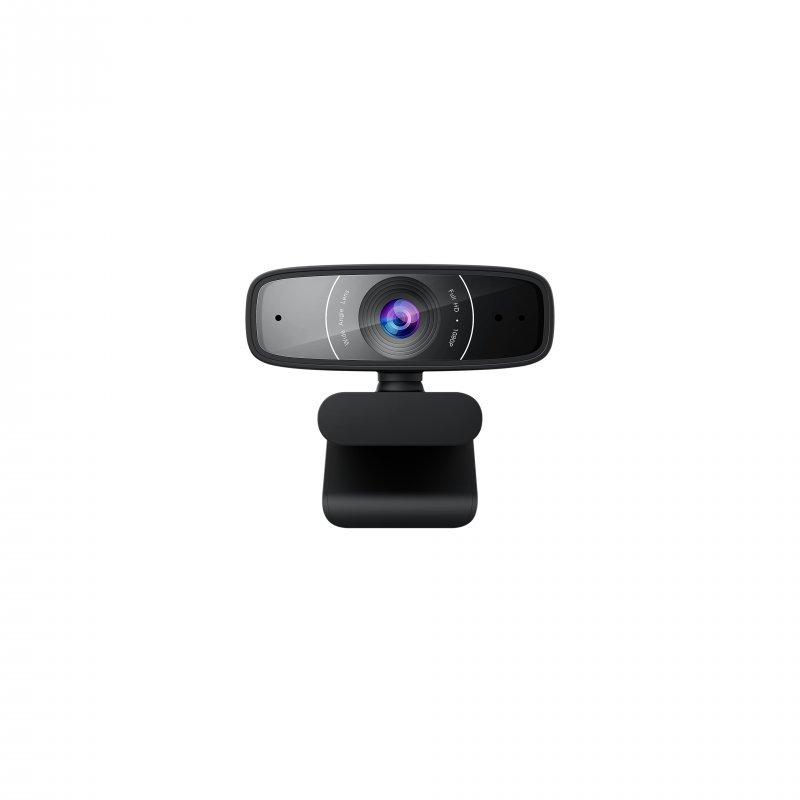 Webcam Asus C3 FullHD Negra