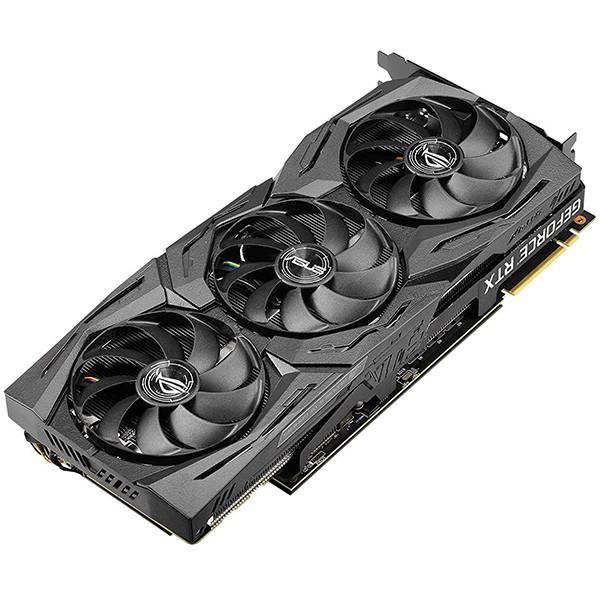 Tarjeta Gráfica Asus ROG Strix GeForce RTX 2080Ti OC Edition 11GB GDDR6