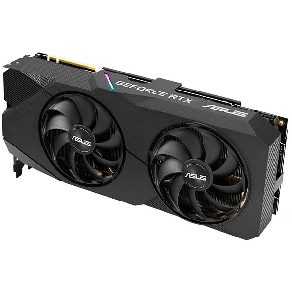 Tarjeta Gráfica Asus Dual GeForce RTX 2080 EVO 8GB GDDR6