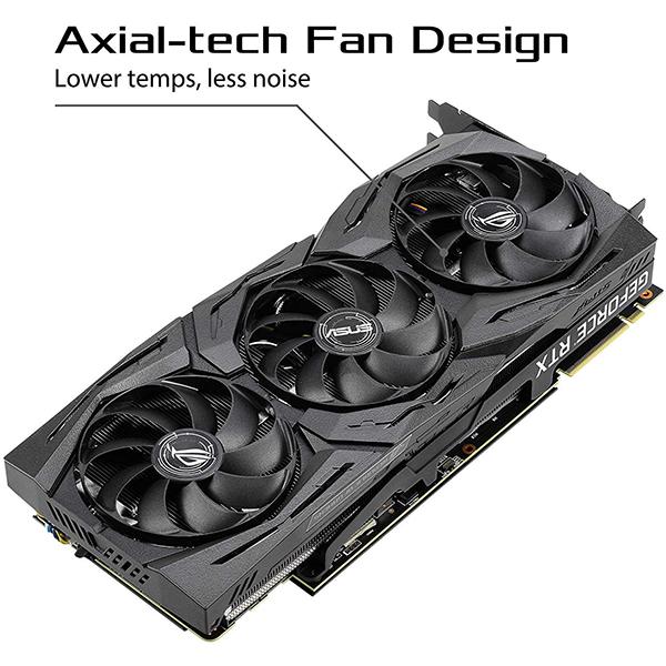 Tarjeta Gráfica Asus ROG Strix GeForce RTX 2070 SUPER AE 8GB GDDR6