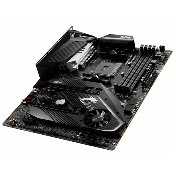 Placa Base MSI MPG X570 GAMING PRO CARBON WIFI ATX Socket AM4