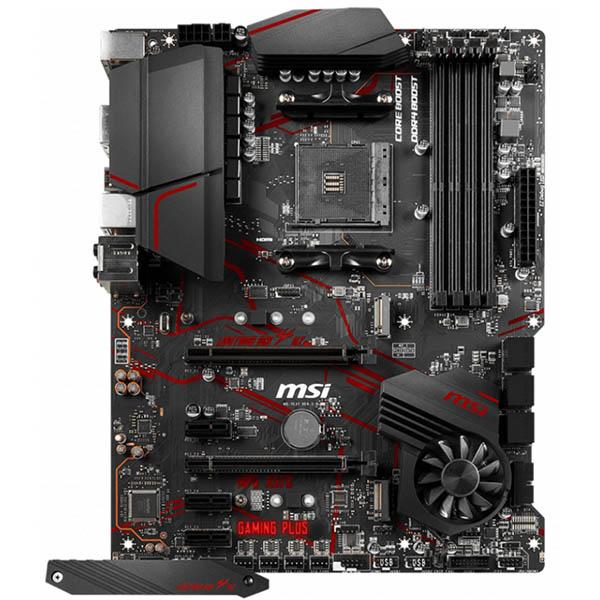 Placa Base MSI MPG X570 GAMING PLUS ATX Socket AM4