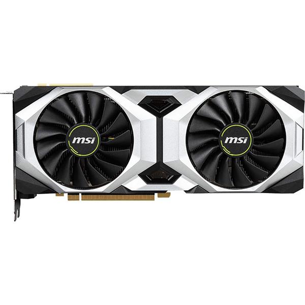 Tarjeta Gráfica MSI GeForce RTX 2080 Ti Ventus 11GGB GDDR6