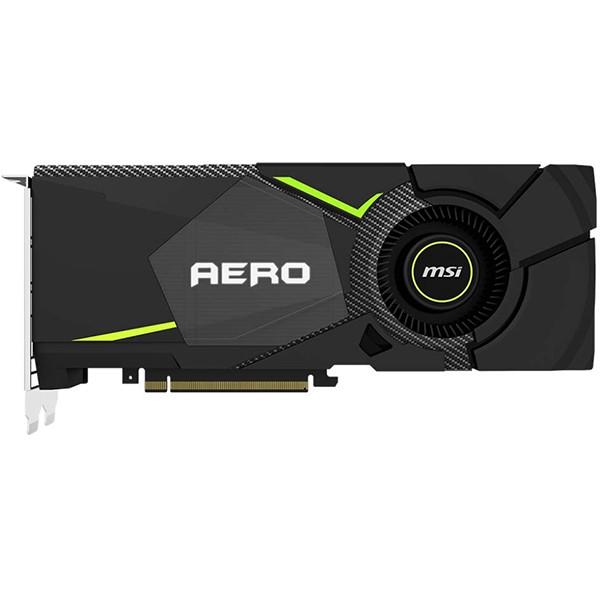 Tarjeta Gráfica MSI GeForce RTX 2080 AERO 8GB GDDR6