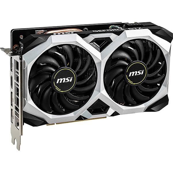 Tarjeta Gráfica MSI GeForce GTX 1660 Ti Ventus XS OC 6GB GDDR6