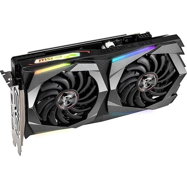 Tarjeta Gráfica MSI GeForce GTX 1660 Gaming X 6GB GDDR6