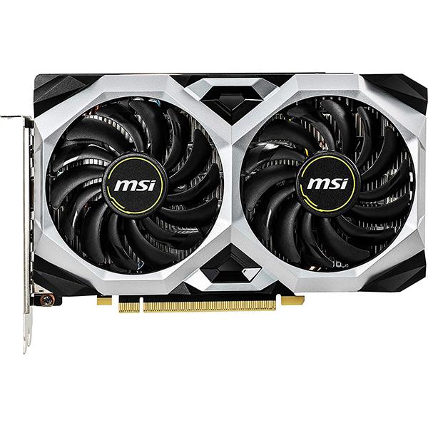 Tarjeta Gráfica MSI GeForce GTX 1660 Ventus XS Live Update 6GB GDDR6
