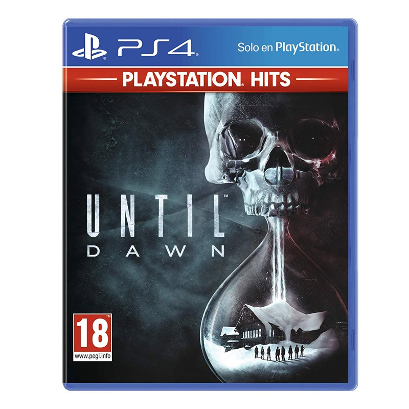 PS4 Juego Until Dawn Hits