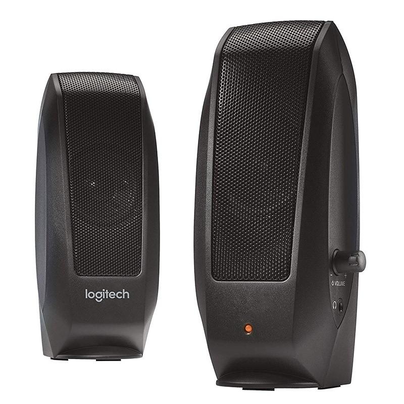 Altavoces Logitech S120
