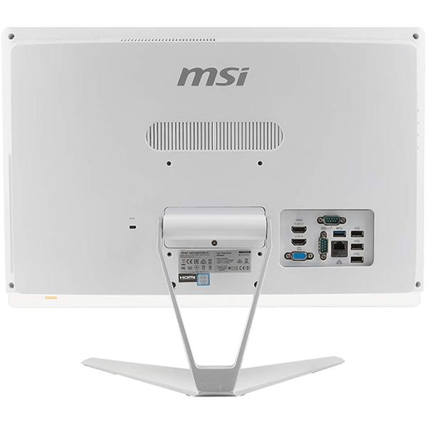 All-In-One MSI Pro 20EX 8GL-001XEU Celeron N4000 4GB 1TB Blanco