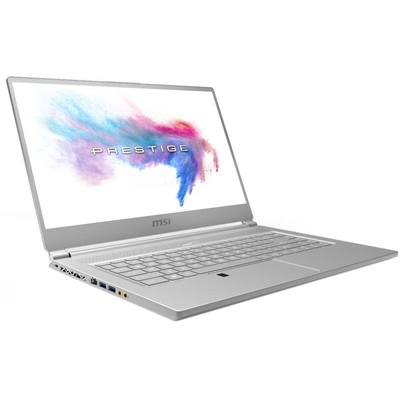 Portátil MSI P65-006ES i7-8750H 16GB 512GB SSD 15.6\