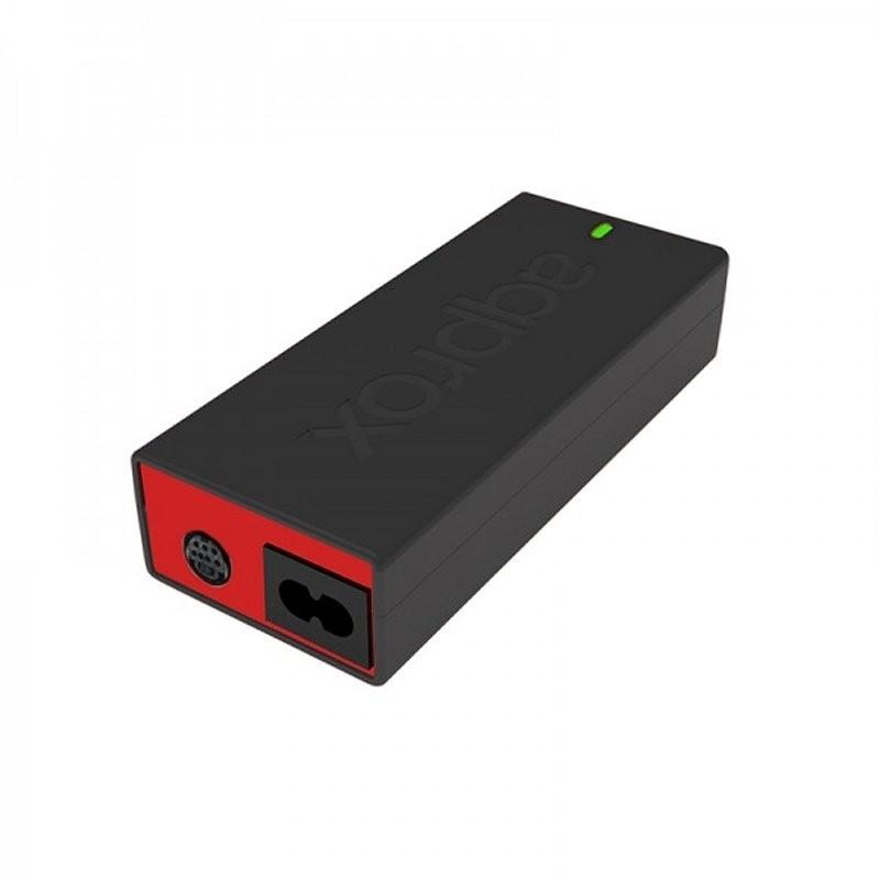 Adaptador universal para Notebook y coche Approx APPUA100BRCP