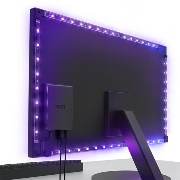 Sistema de Iluminación NZXT HUE 2 Ambient V2 AC-HUEHU-A2