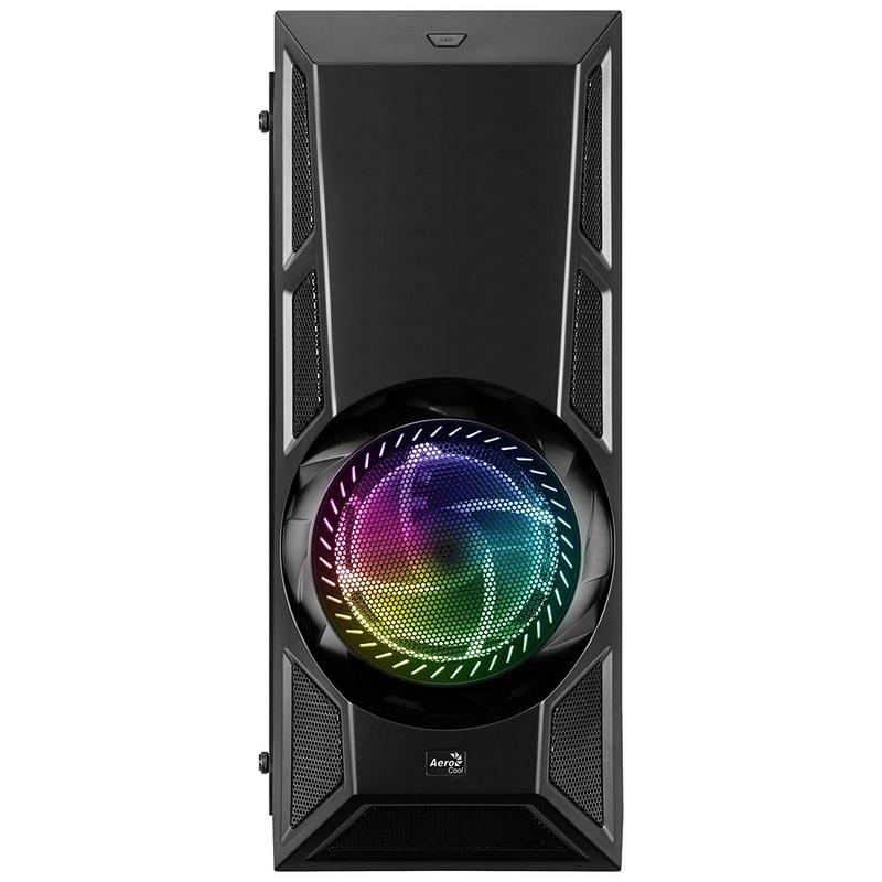 Caja PC Semitorre ATX AeroCool AeroEngine RGB