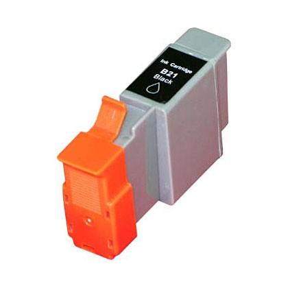 BCI-21BK / BCI-24BK Cartucho de Tinta Compatible (Negro)