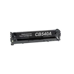 HP CB540A/CE320A/CF210X/CF210A Toner Compatible Negro