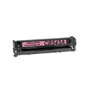 HP CB543A/CE323A/CF213A Toner Compatible Magenta