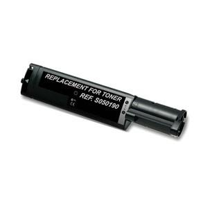 Epson S050190BK / C1100 Toner Compatible Negro