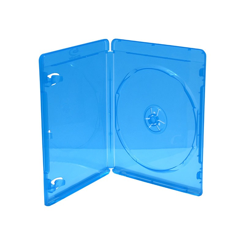 Caja BluRay Estandar 11mm AMARAY pack 72 uds