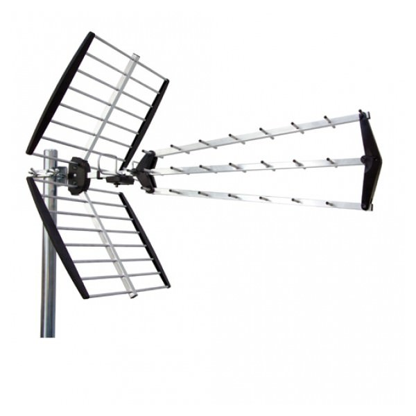 Antena Exterior UHF Plegable Engel AN0546L - LTE Anti 4G