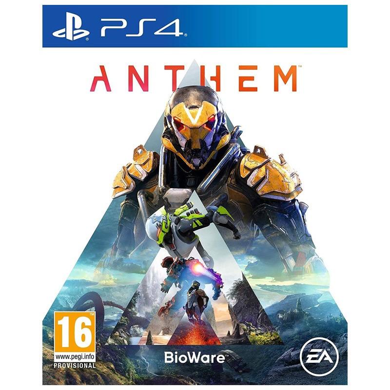 PS4 Juego Anthem