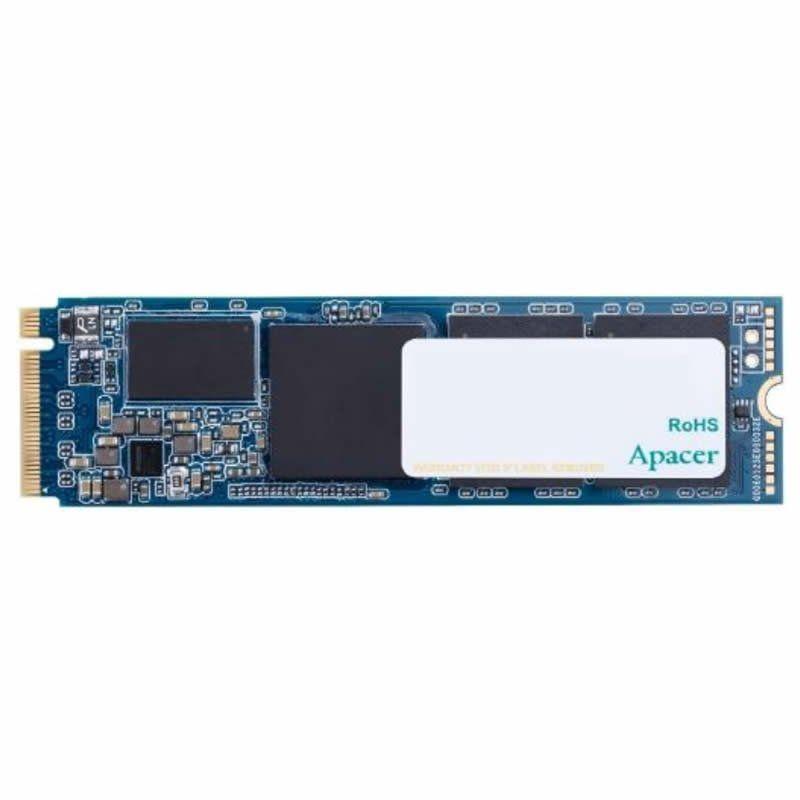 Disco Duro SSD M.2 2280 PCIe Gen3 x4 256GB Apacer AS2280P4