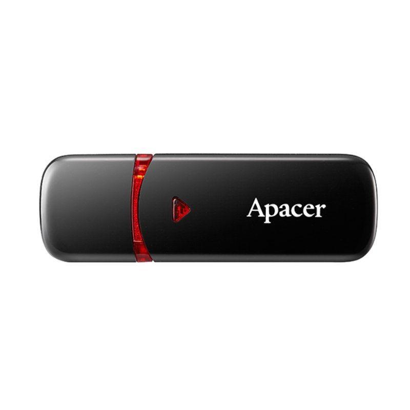 Pendrive 32GB Apacer AH333 Mysterious Black USB 2.0
