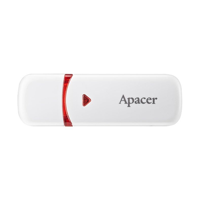 Pendrive 32GB Apacer AH333 Ivory White USB 2.0