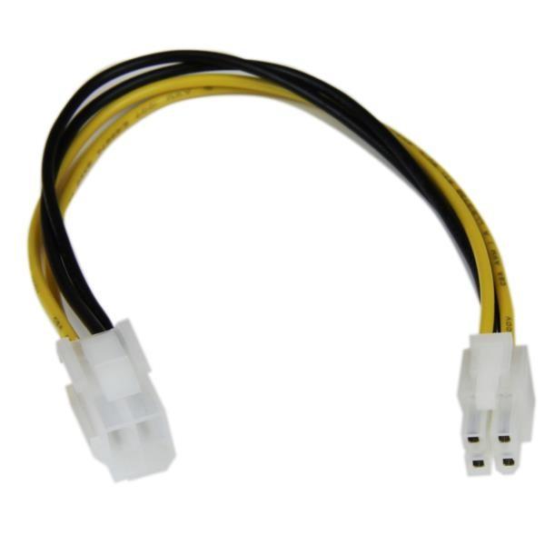 Cable de Extensión de Alimentación ATX12V 4 Pines P4 CPU  - M/H