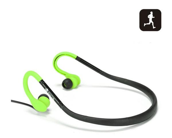 Auriculares Deportivos con Microfono NGS Cougar Verde