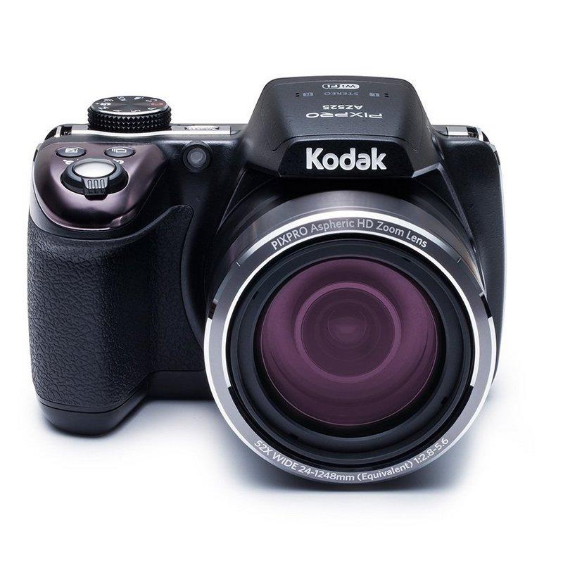 Cámara Digital Kodak Pixpro AZ525 Negra - 16MPX