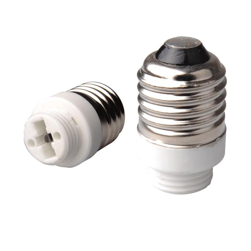 Adaptador de l mparas e27 a casquillo g9 - Casquillos para lamparas ...