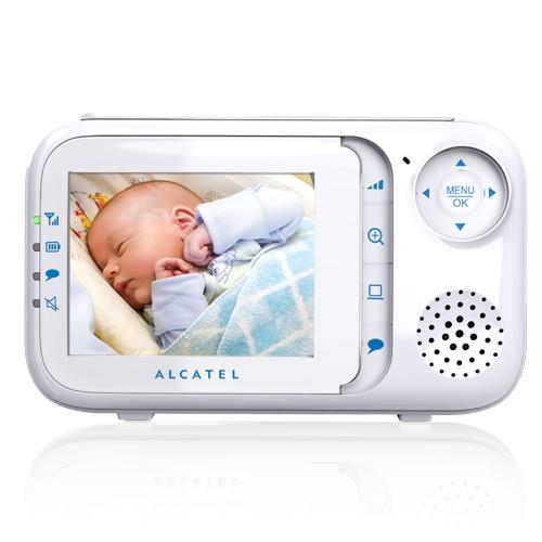 Cámara Vigilabebes Alcatel Baby Link 710 2.8\