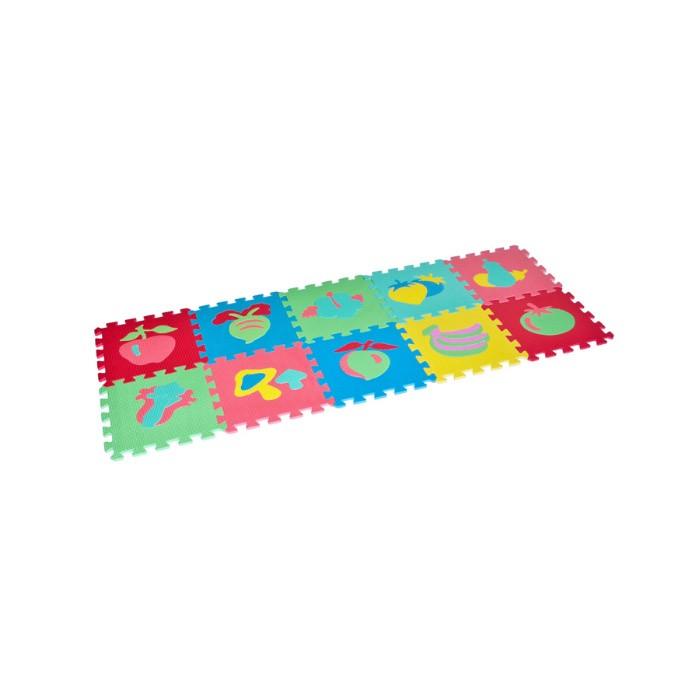 Alfombra Puzzle de Espuma 29x29 10 Piezas