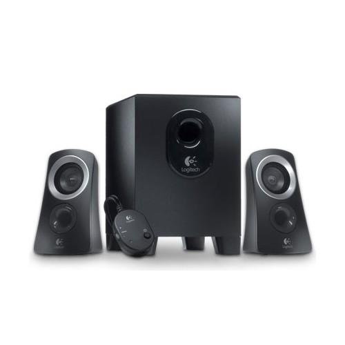 Altavoces 2.1 Logitech Speaker System Z313