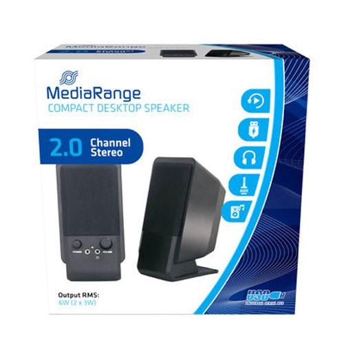 Altavoces 2.0 MediaRange MROS352
