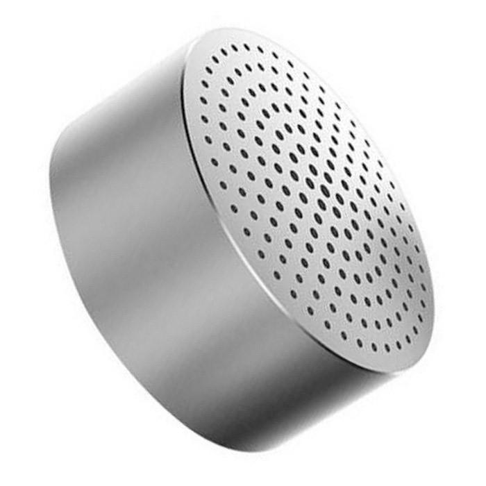 Altavoz Portátil Xiaomi Portable Bluetooth Speaker Plata