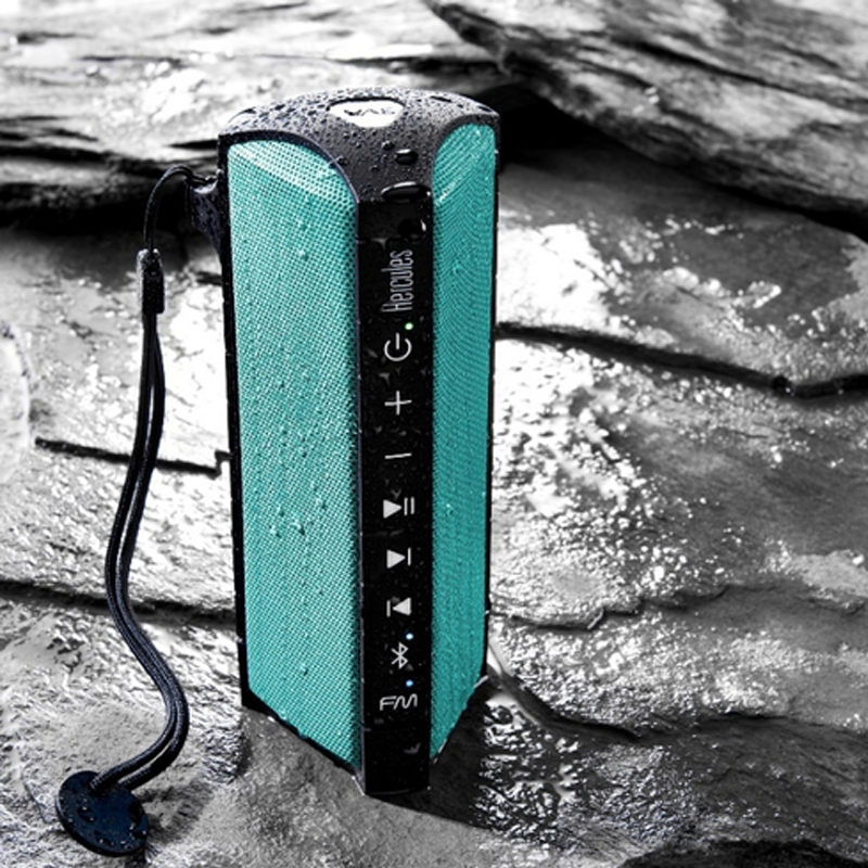 Altavoz portátil Bluetooth Hercules Rush 44858