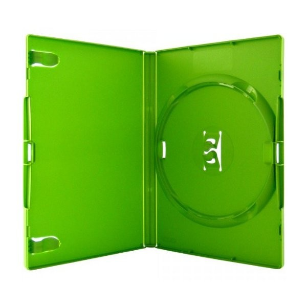 DVDBox 14mm AMARAY AMA02342KA Verde 50pcs