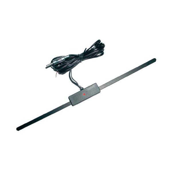 Antena radio interior am fm mooster longitud cable 2 5 - Antena satelite interior ...