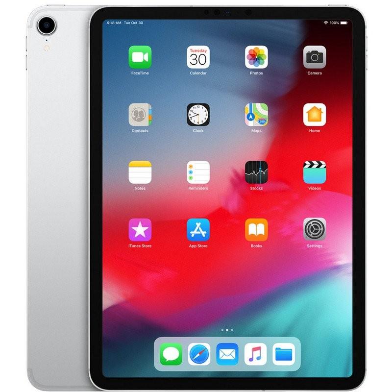 Apple iPad Pro 11 2018 64GB WiFi Plata