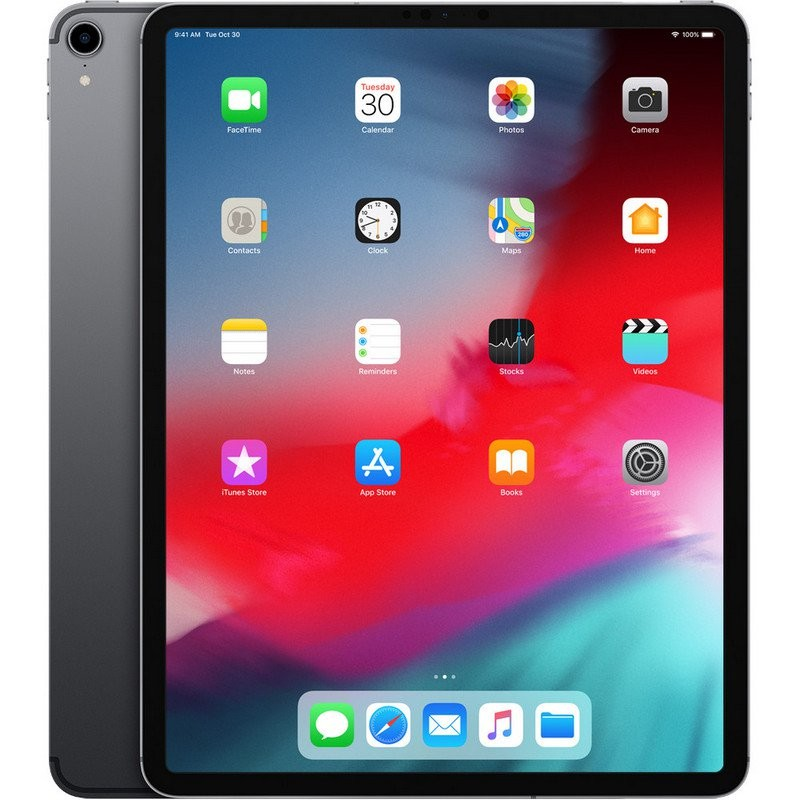 Apple iPad Pro 12.9 2018 64GB WiFi Gris Espacial