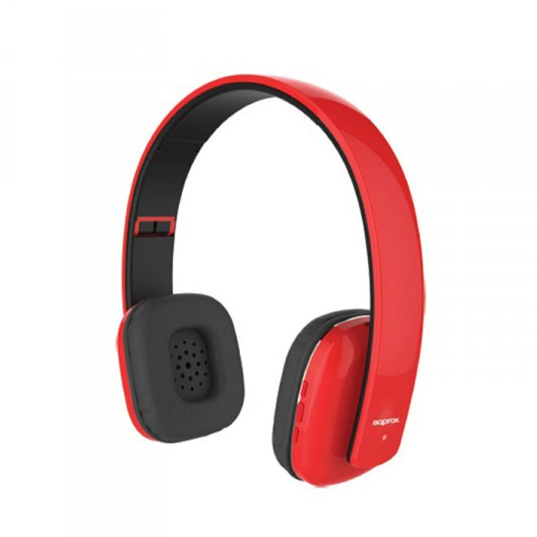 auriculares-bluetooth-con-microfono-approx-apphsbt01r-rojo