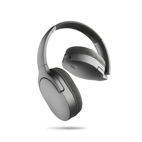 Auriculares Bluetooth Energy Sistem Travel 5 Gris