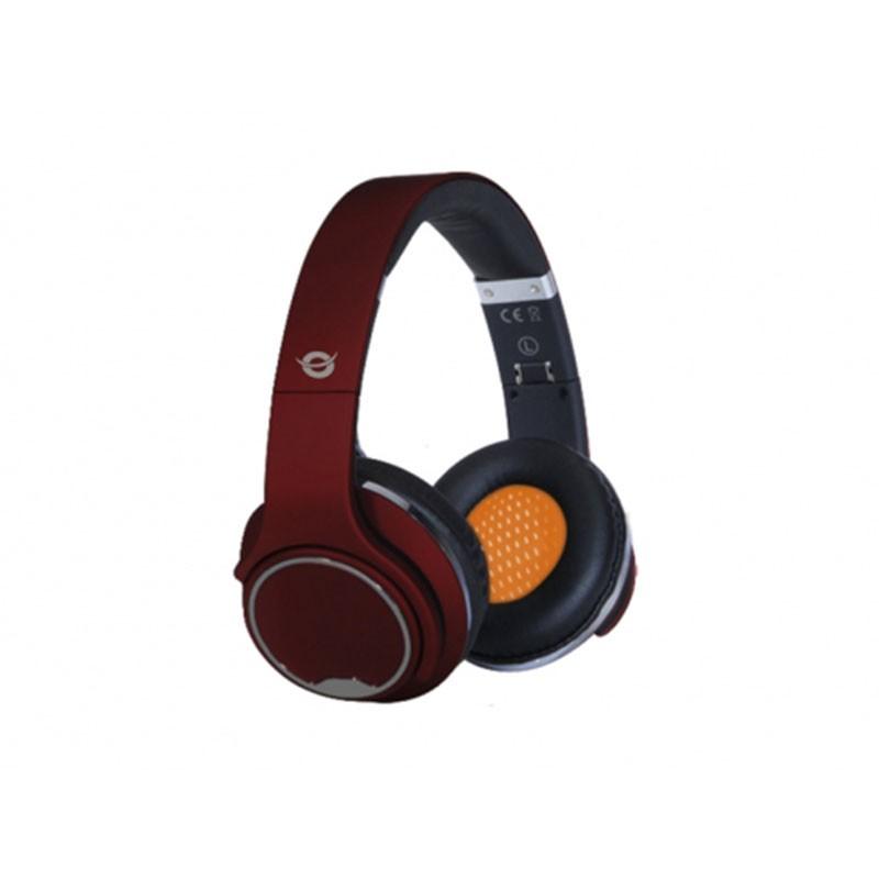 auriculares-bluetooth-conceptronic-rojo
