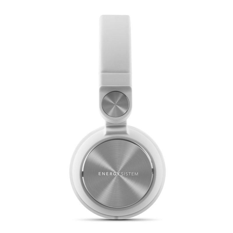 Auriculares Energy Headphones DJ2 White Mic