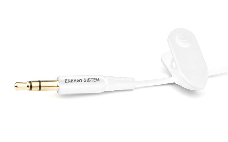 Auriculares Energy E410 Sport White